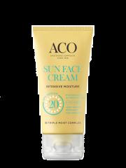 ACO SUN Face cream spf 20 light touch mattifying 50 ml