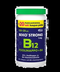BEKO STRONG B12+FOOLIHAPPO+B6 170 tabl