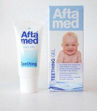 Aftamed Teething Gel X15 ml